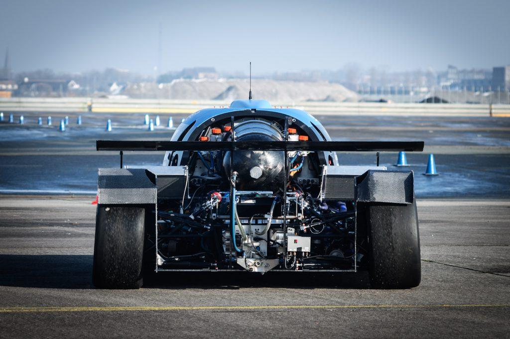 Forze 7 race car